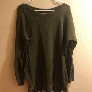 Old navy forest green sweater